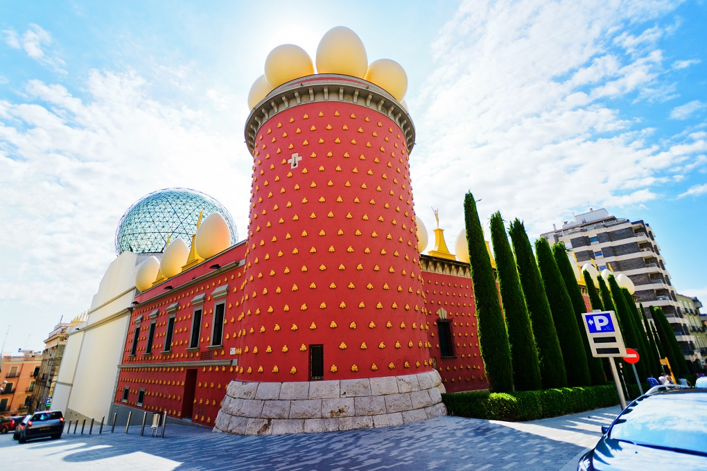 Dalí Tour: Visit Dalí Museum, Figueres and Cadaqués - Small group - Full Day