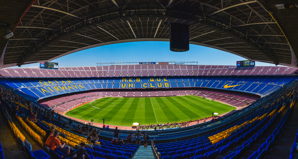 Barcelona Camp Nou Stadium  - Living Tours