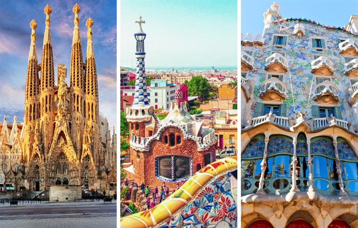 Sagrada Familia, Park Guell e Casa Batlló - Living Tours