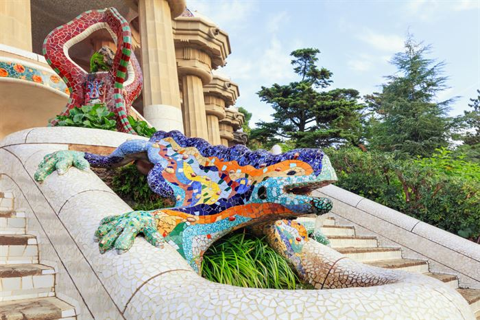 Park Güell Tickets - Living Tours