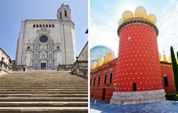 Girona and Figueres Tour from Barcelona - Living Tours