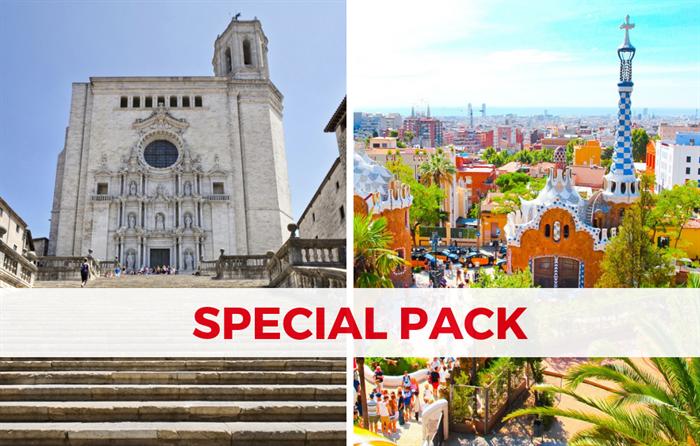Girona Barcelona Pack Tour - Living Tours