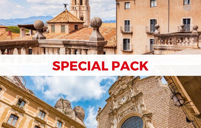 Visit Girona Montserrat - Living Tours