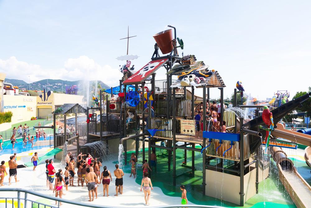 Entrance Ticket to Illa Fantasia Waterpark - Living Tours