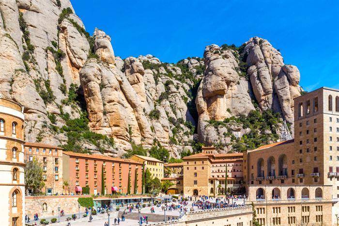 Visita Montserrat com Brunch