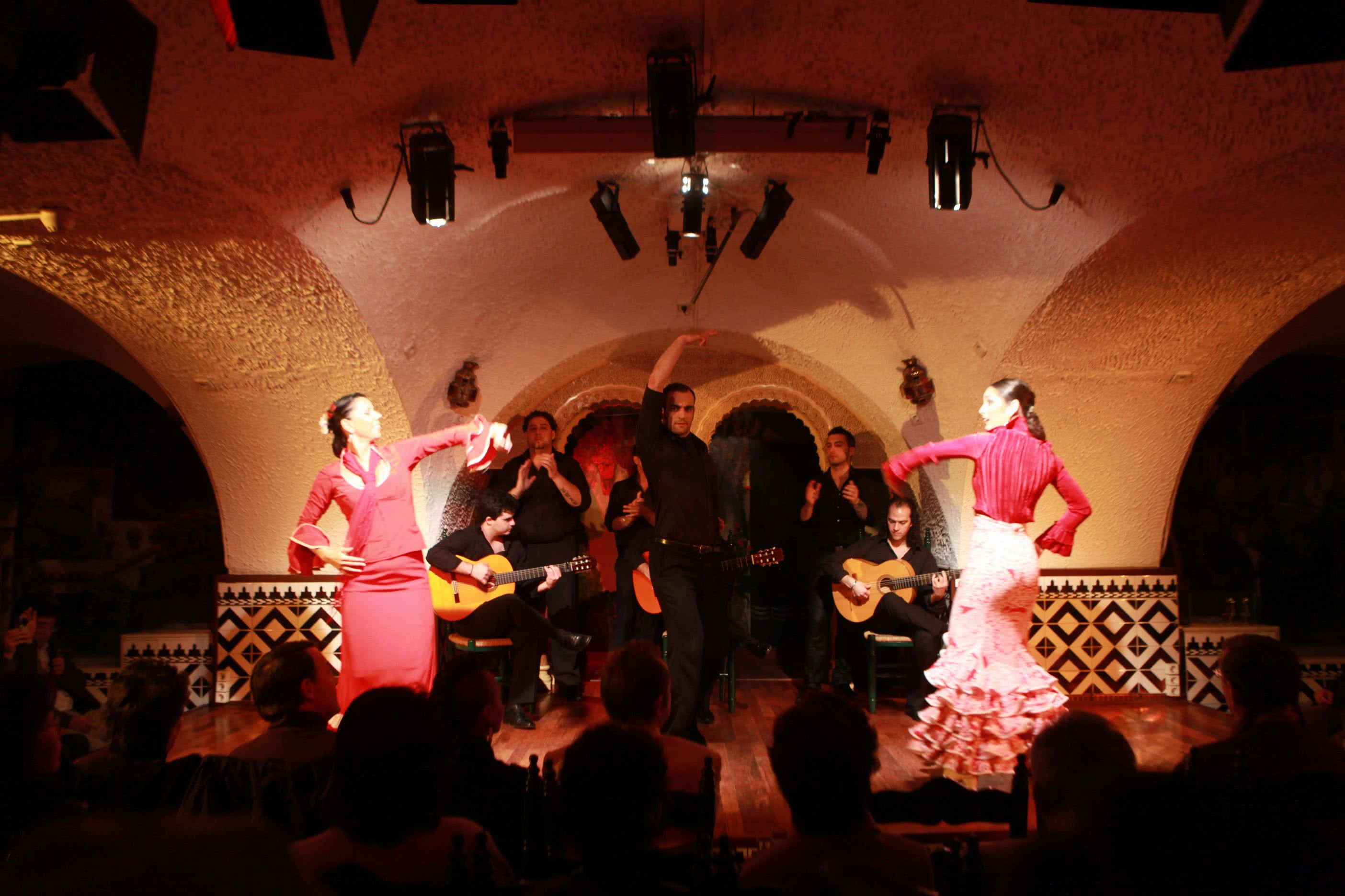 New year's eve in TABLAO FLAMENCO CORDOBES - Living Tours