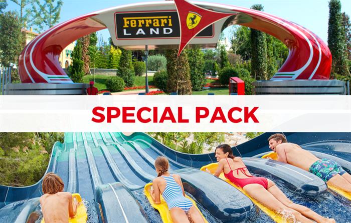 Ferrari Land PortAventura Park  - Living Tours