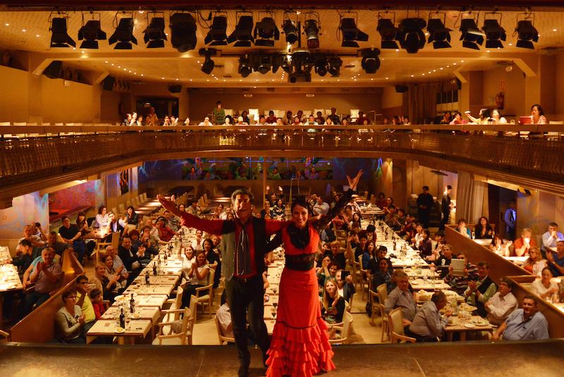 Olé Palacio del Flamenco Barcelona