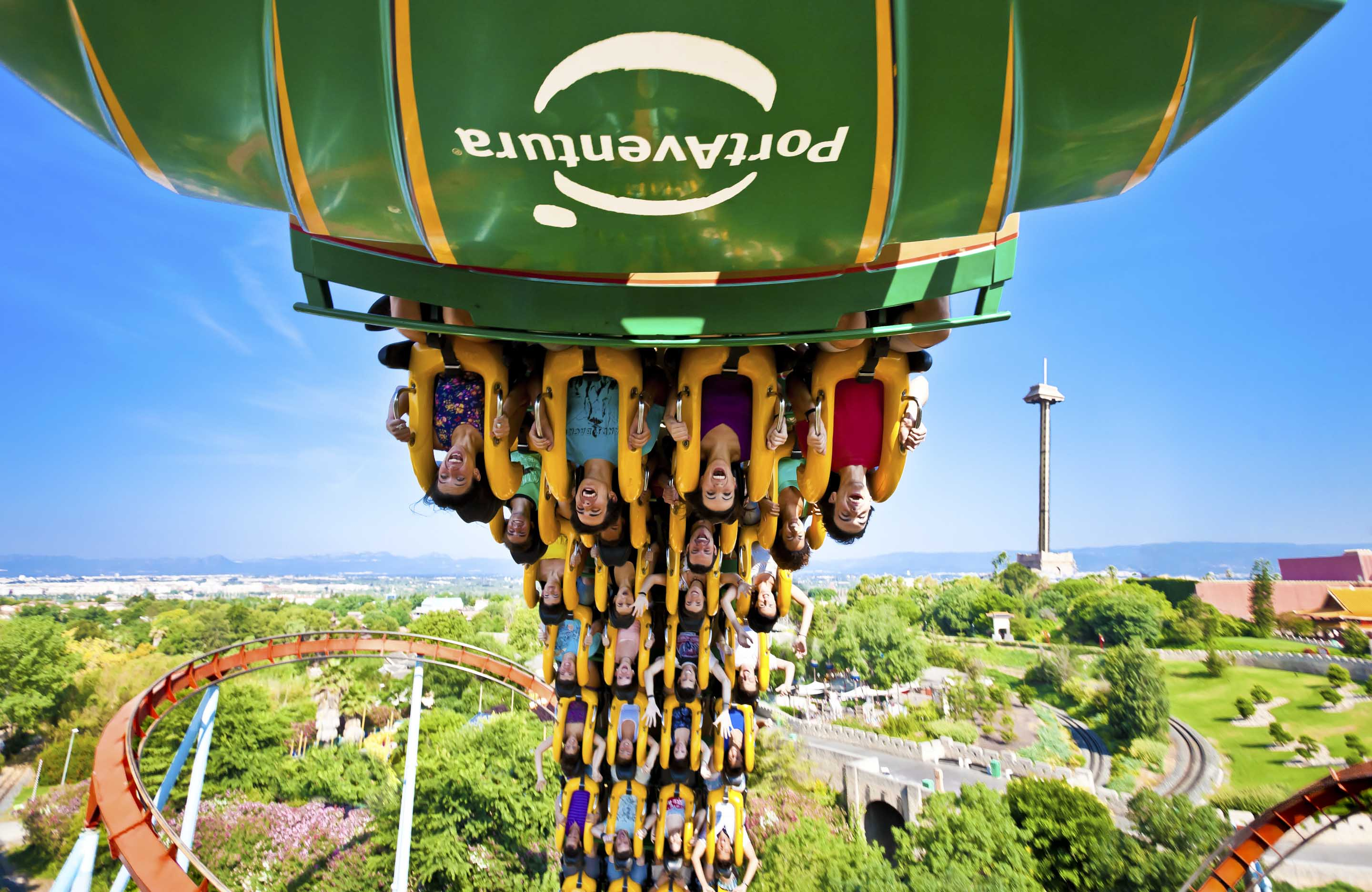 Tickets to PortAventura Park  - Living Tours
