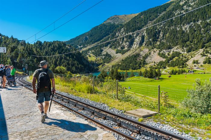Visit Vall de Nuria from Barcelona  - Living Tours