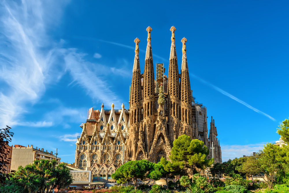 Sagrada Familia Skip the Line