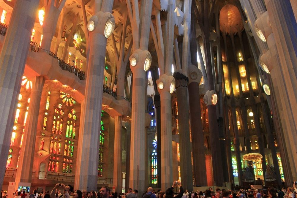 Sagrada Familia - Living Tours