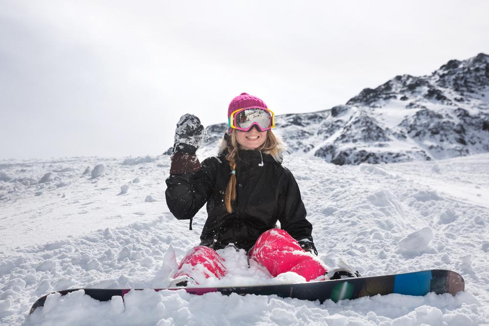 Ski Experience Alp 2500 from Barcelona