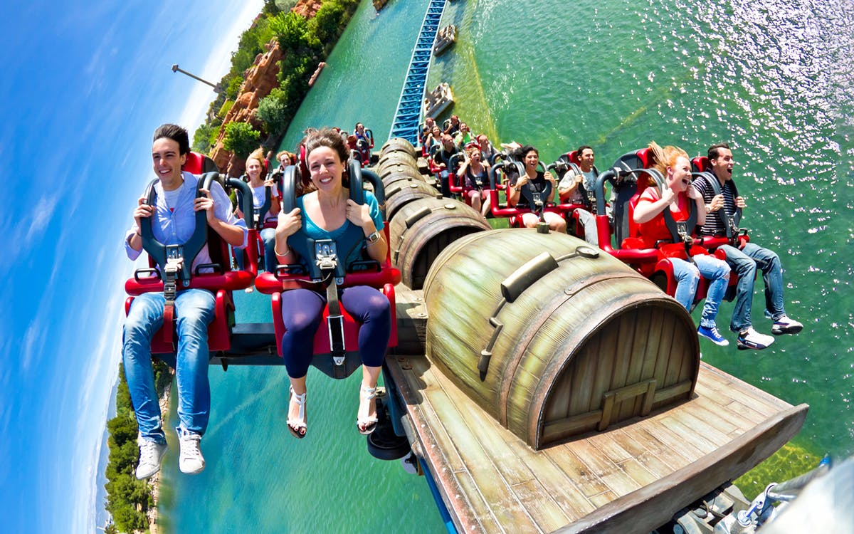 Portaventura Tickets - Living Tours