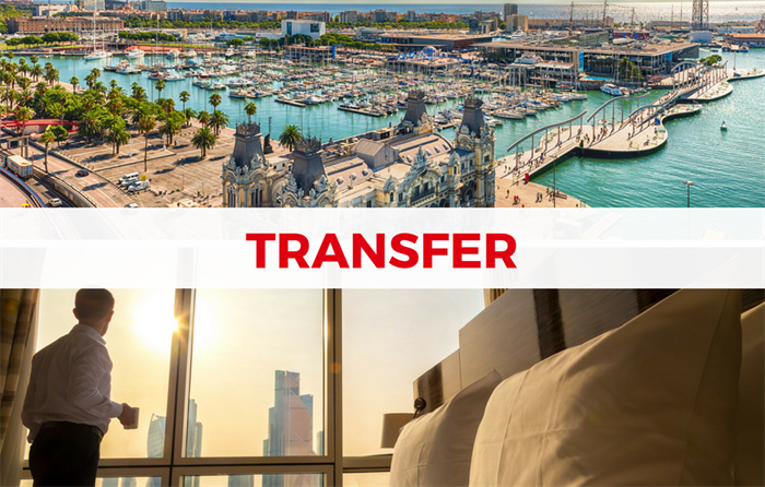 Transfer to/from the Barcelona Port Cruise-Hotel - Living Tours