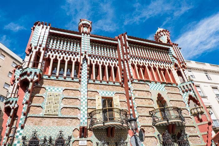 Casa Vicens sem filas - Living Tours
