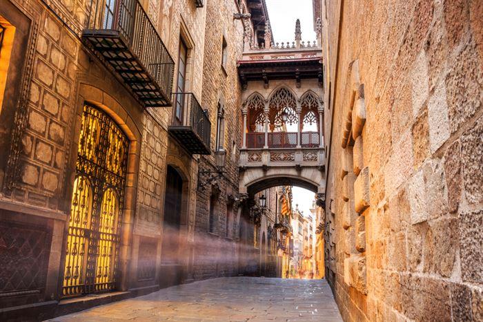 Private tour Gothic Quarter