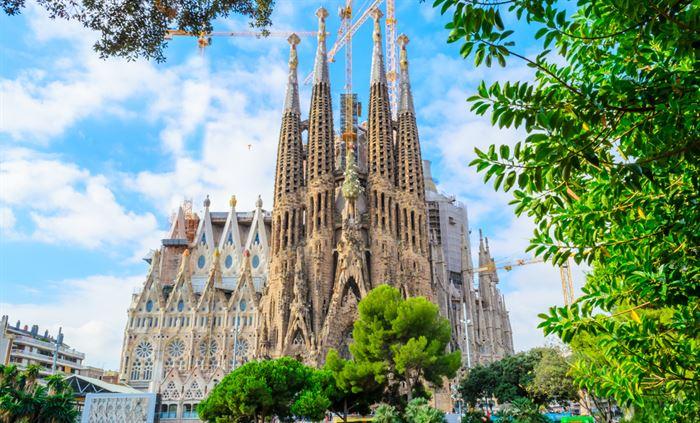 Barcelona Sagrada Familia Tour