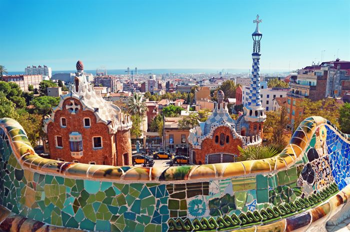 Tickets to Park Guell