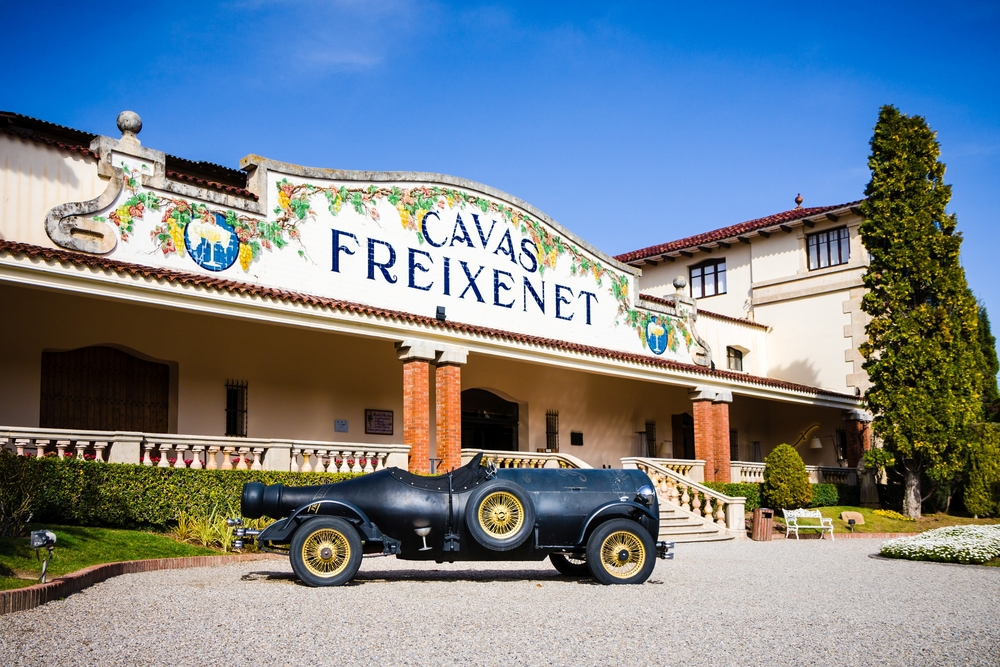Caves Freixenet Tour - Living Tours