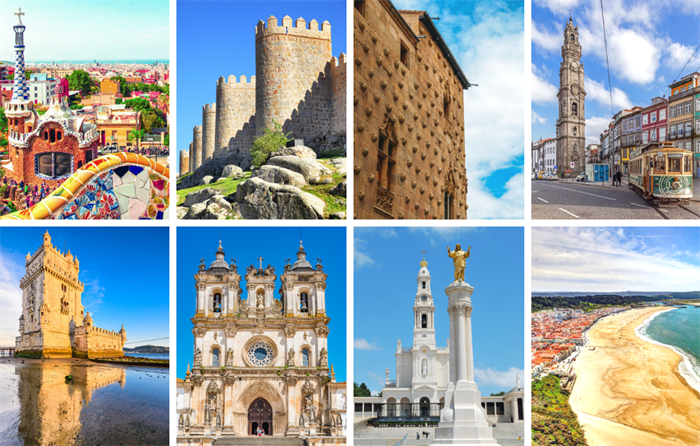 Tour Portugal Spain from Barcelona - Living Tours
