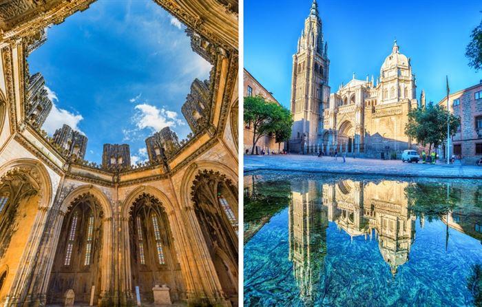 Portugal e Espanha Excursão - Living Tours
