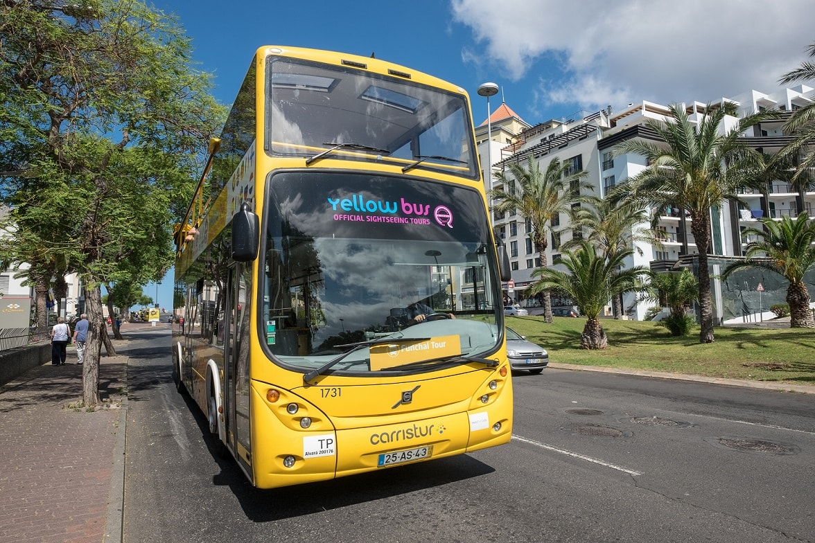 Sightseeing Hop on Hop off Funchal Combination 2 in 1 - Living Tours