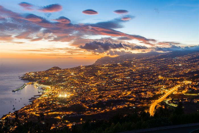 Madeira Island Night Experience - Living Tours