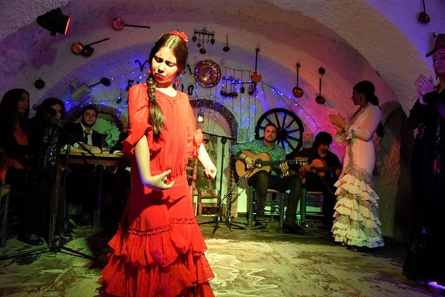 Flamenco Granada - Living Tours