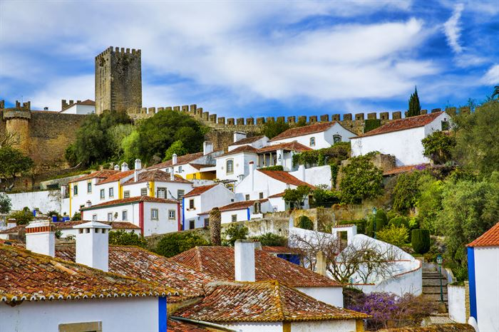 Tour Combiné à partir de Lisbonne - Óbidos