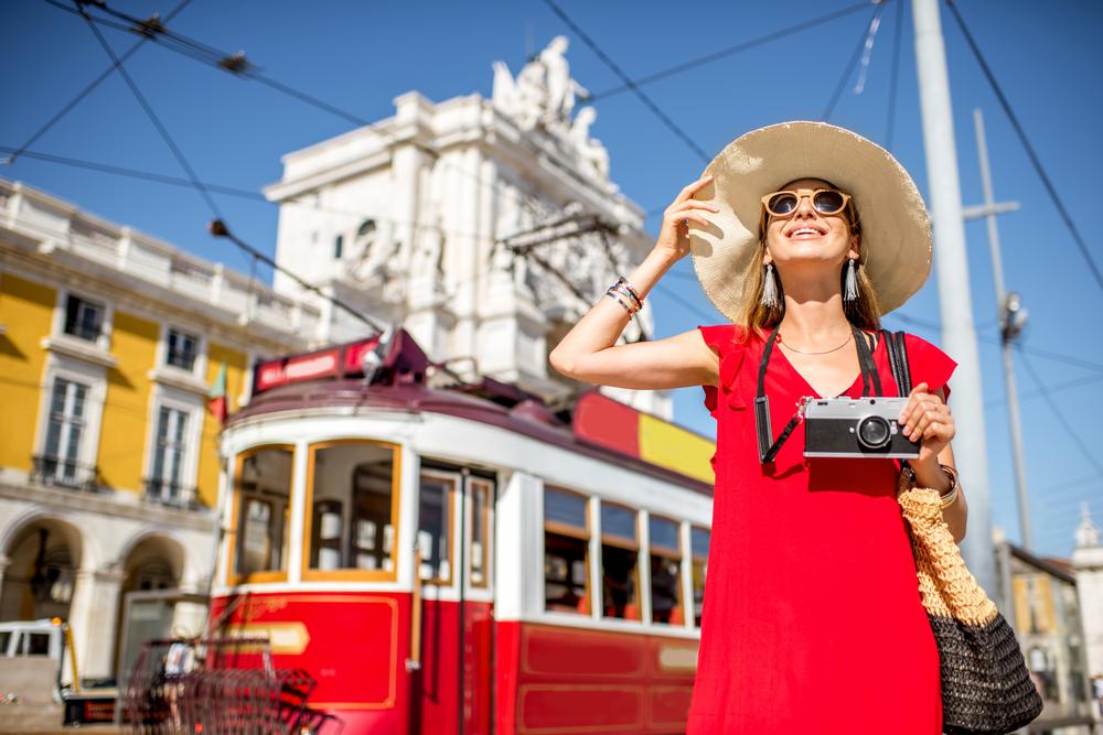 Hills Tramcar Tour in Lisbon