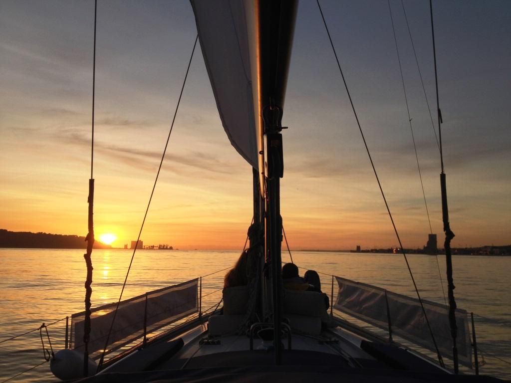 Sunset Cruise Sailboat