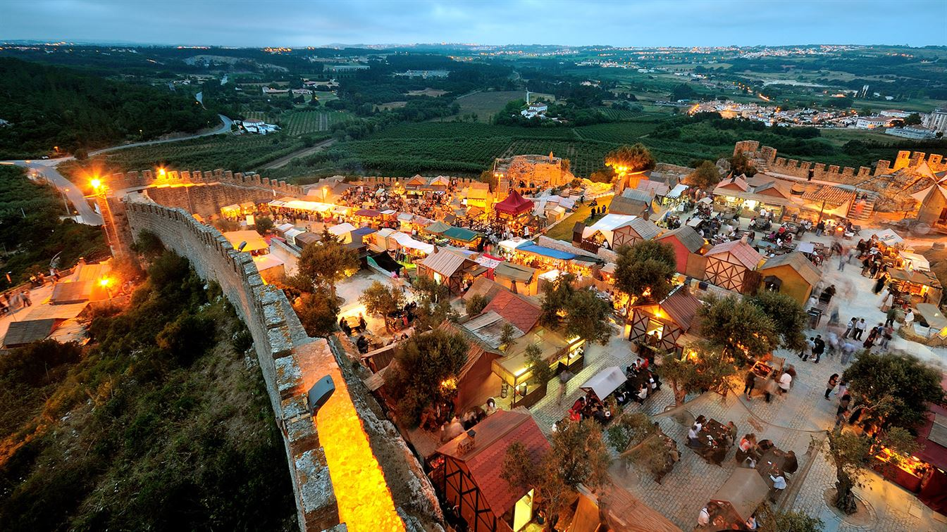 Óbidos Tour at your Pace - Morning - Half Day - Living Tours