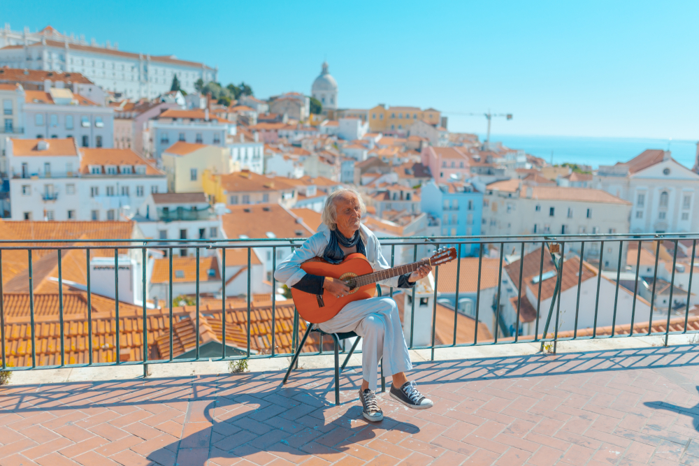 Walking Tour - Music of Lisbon
