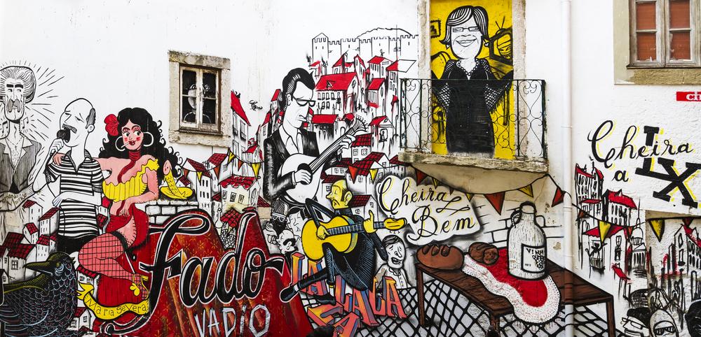 Grafitti and Street Art in Lisbon - Living Tours