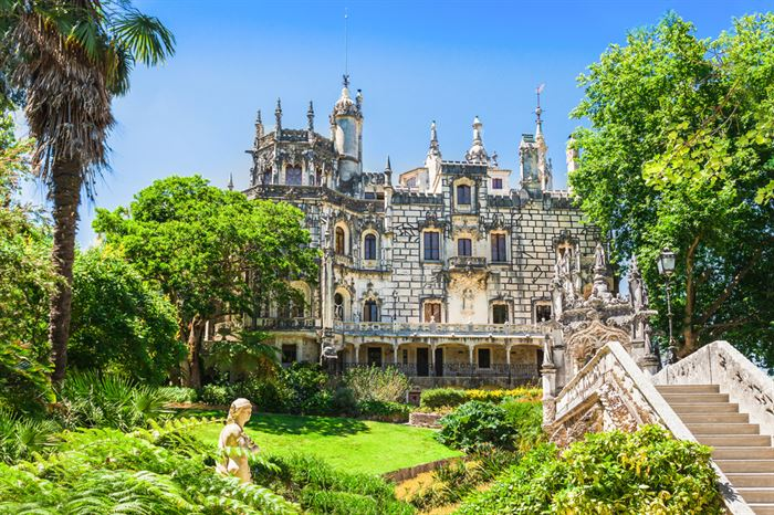 Sintra Tour - Living Tours