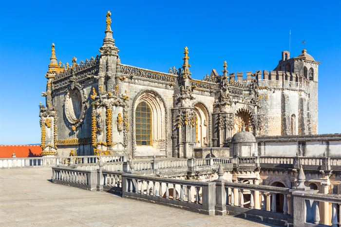 Convent of Chirst in Tomar - Living Tours