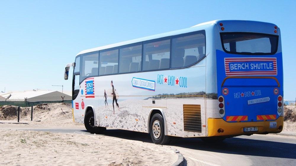 Shuttle Costa da Caparica - Living Tours