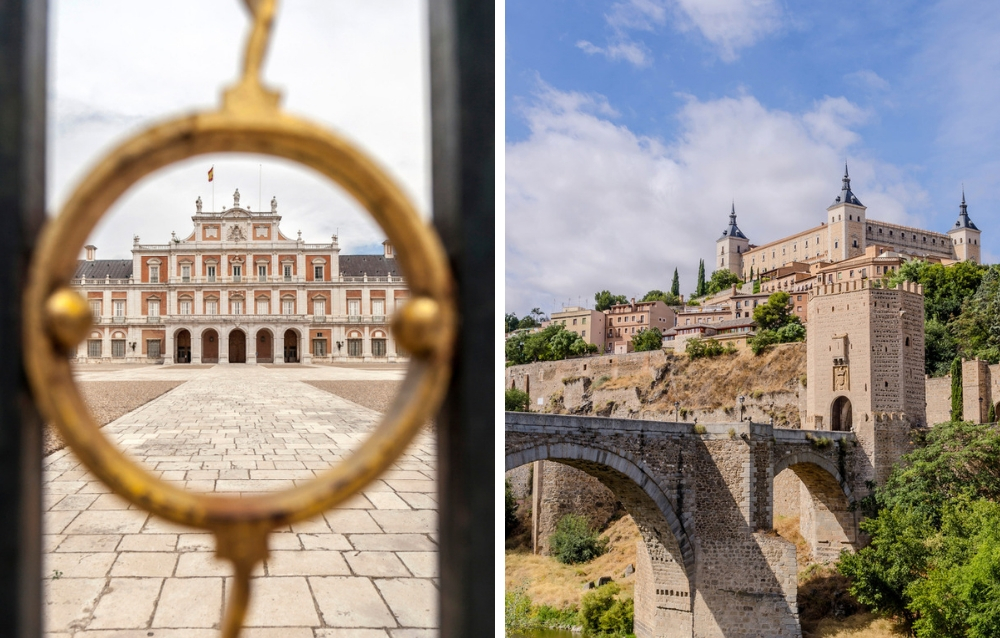 Madrid and Toledo 4 Day Tour