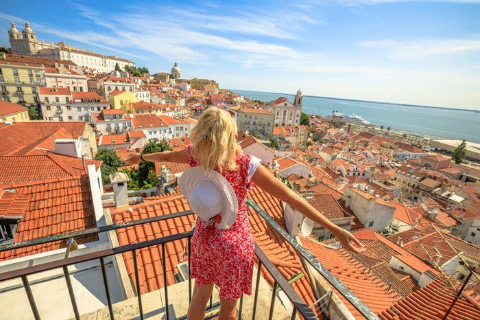 Tuk Tuk - Hills of Lisbon - Bairro Alto, Downtown, and Viewpoints