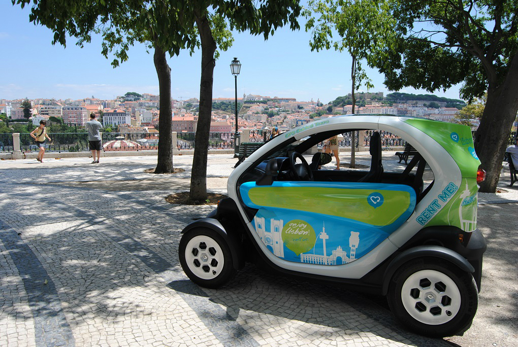 Twizy Experience - Sightseeing Electric Car Lisbon