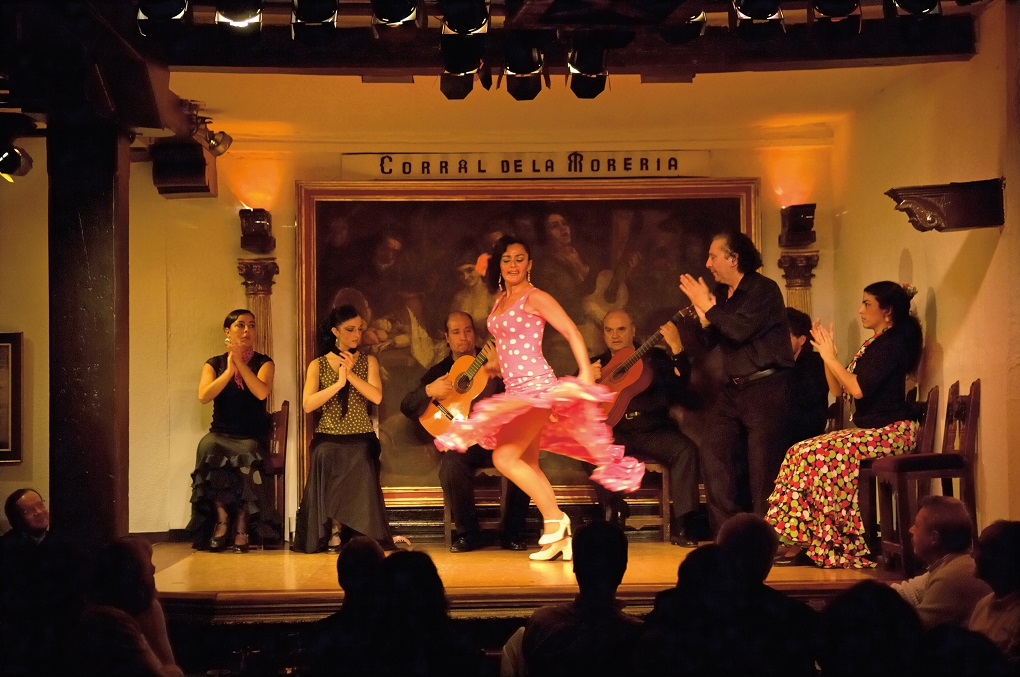 Flamenco Show in Corral de la Morería - Madrid - Optional Dinner
