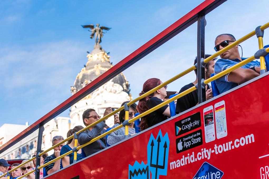 Madrid City Tour - Hop-on Hop-off Bus