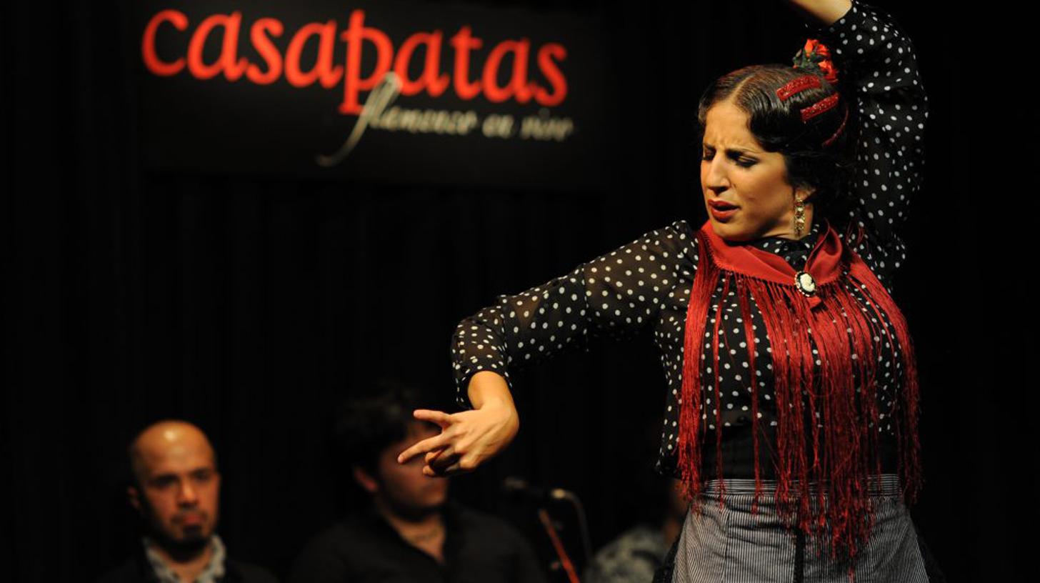 Flamenco Jantar Tapas Madrid - Living Tours