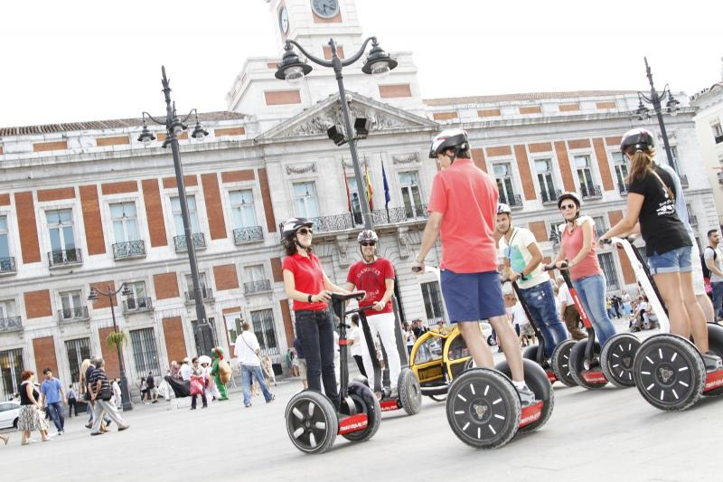 Madrid Segway Tour - Living Tours