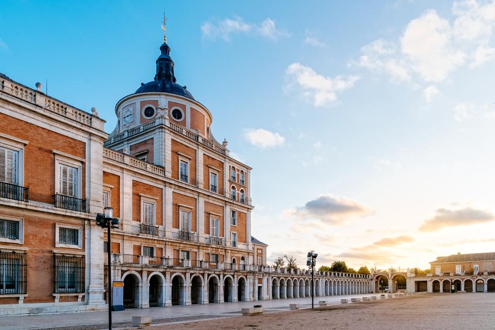 visita ao palacio real aranjuez - Living Tours