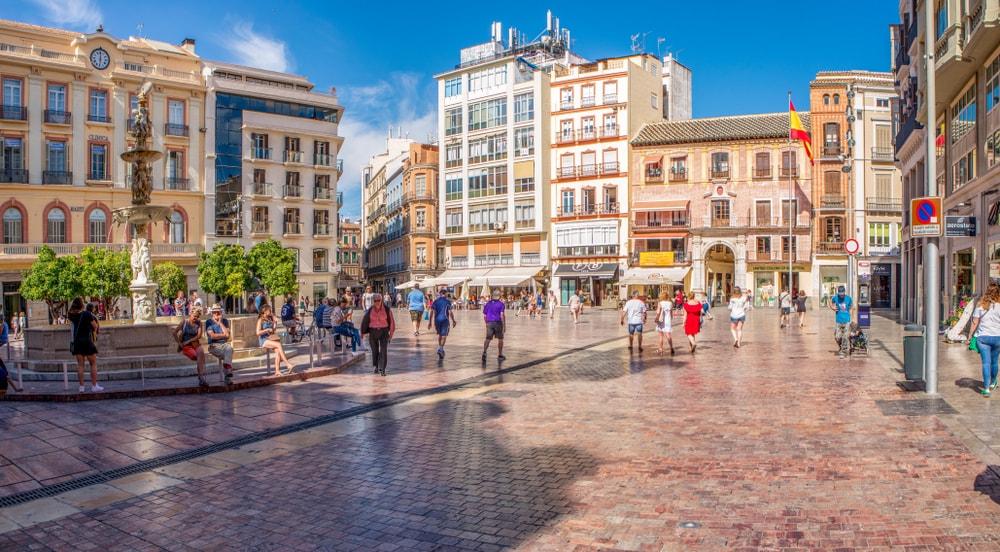 Malaga centro cidade - Living Tours