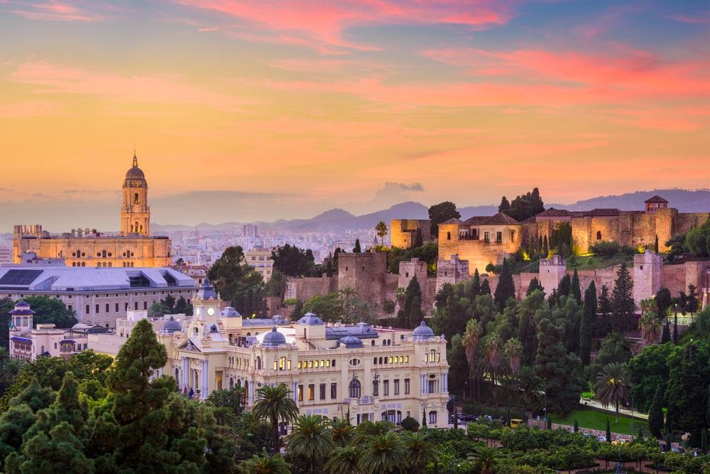 Visit Malaga  - Living Tours