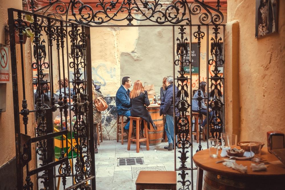 Malaga Tapas - Living Tours
