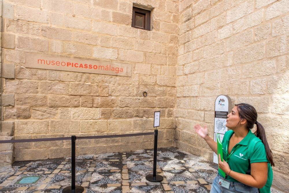 Ingressos Malaga's Picasso Museum - Living Tours